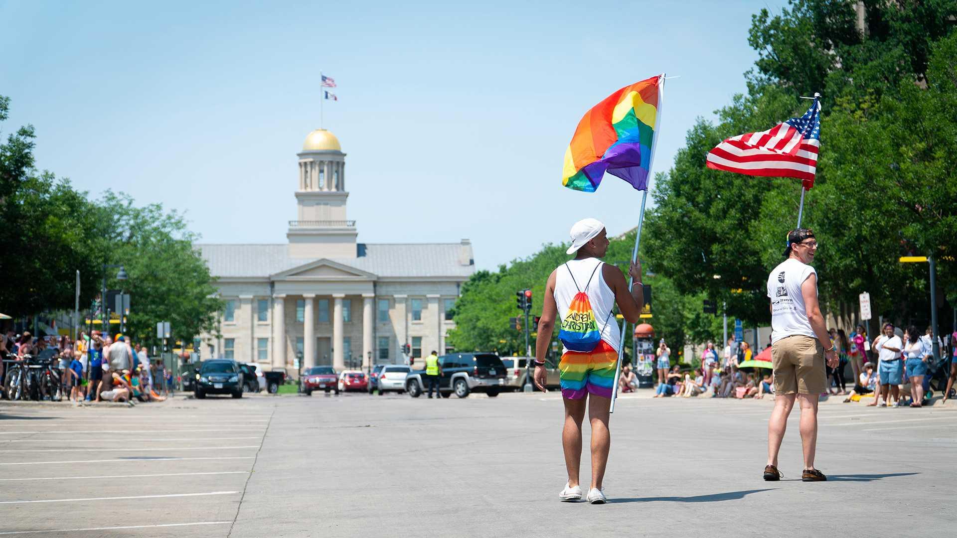 PHOTOS: Iowa City Pride Festival (6/16/18)