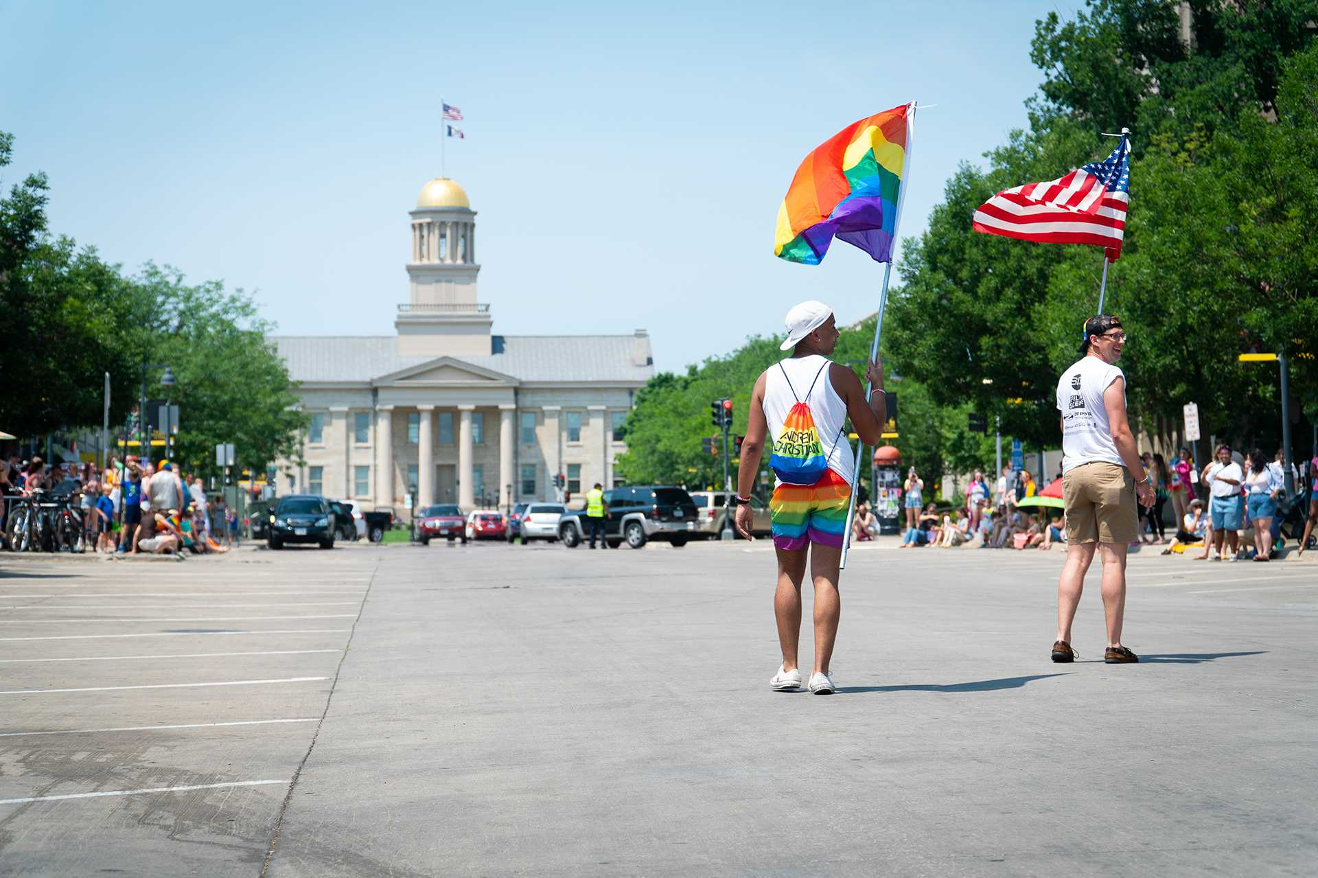 UI earns 4 out of 5 stars for LGBTQ friendliness