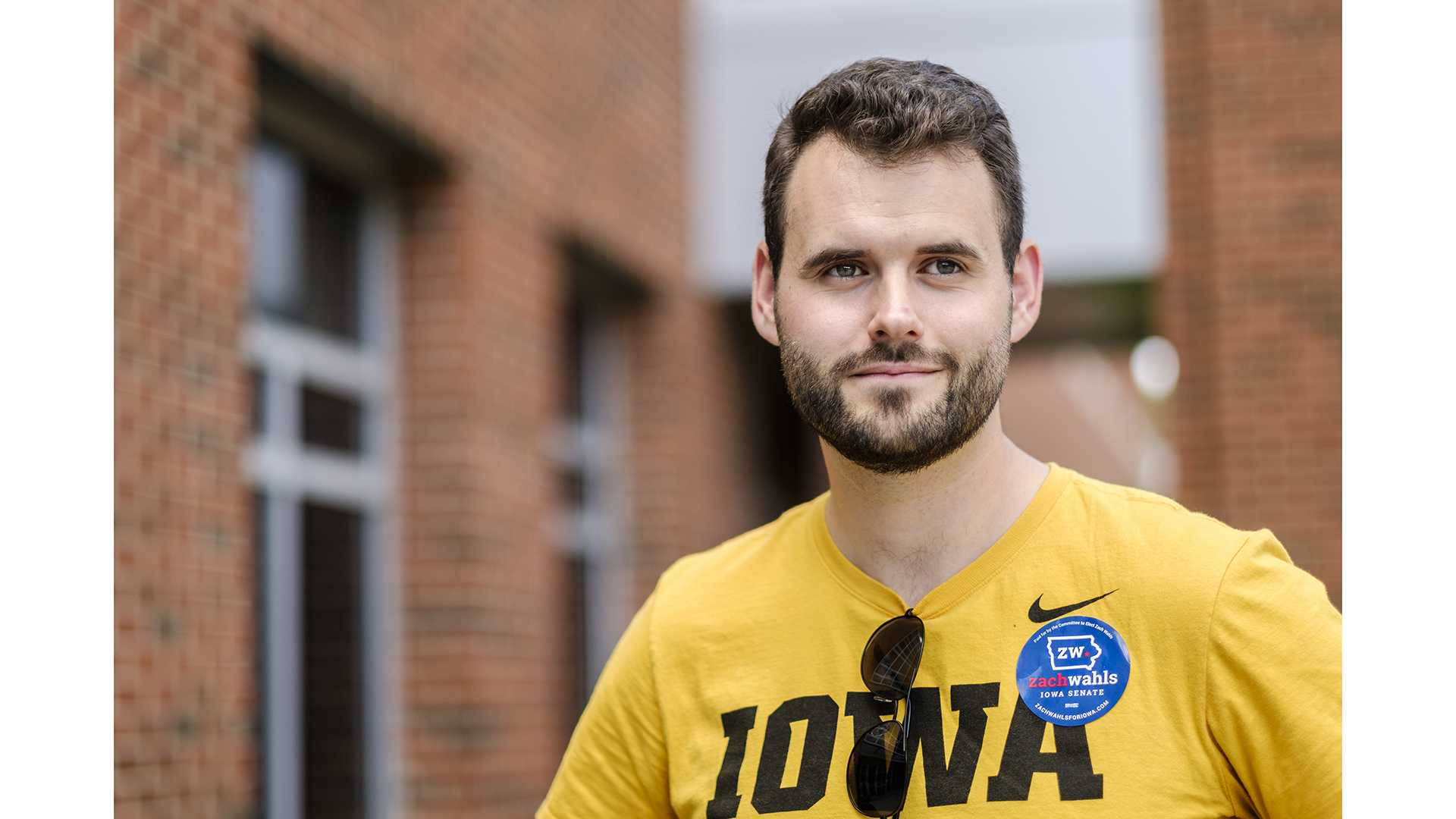 Zach Wahls believes his youth gives him the edge in Iowa Senate election