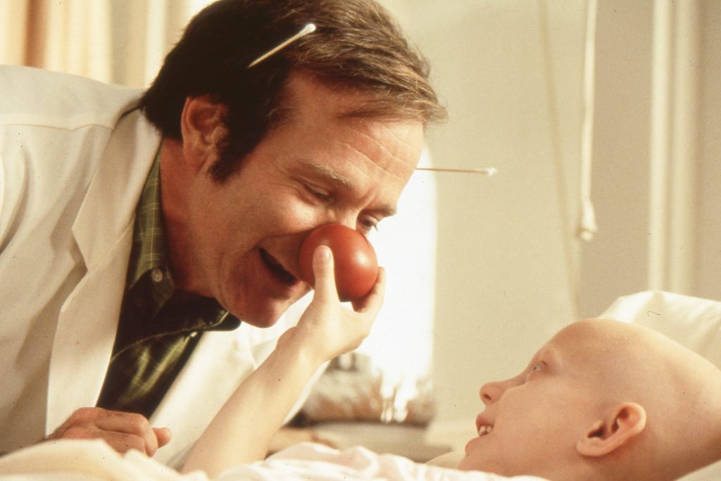 Robin+Williams+is+the+subject+of+a+new+documentary+being+presented+by+HBO+called+%22Robin+Williams%3A+Come+Inside+My+Mind.%22+Here+he+stars+in+%22Patch+Adams.%22+%28Handout%2FTNS%29