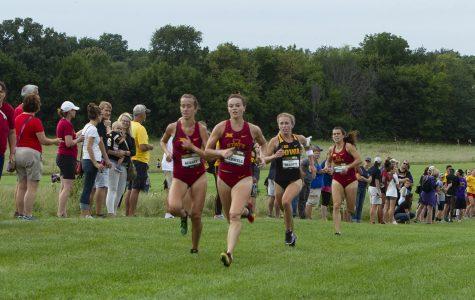 Iowa cross-country heads to NCAA regional