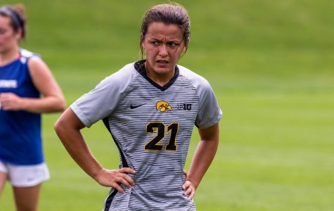Photos: Soccer vs. Indiana State (8/26/18)