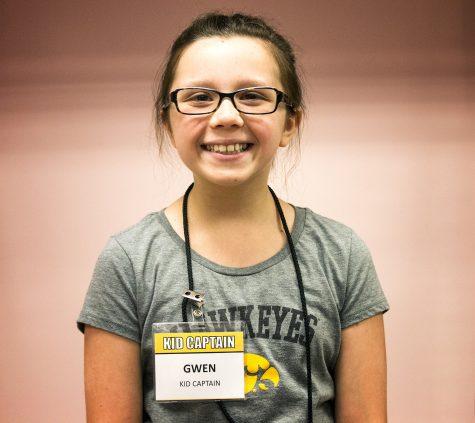 Kid Captain for UNI game considered Iowa football's 'good-luck charm'