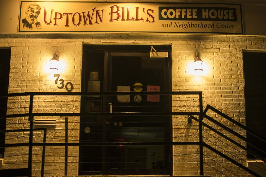 Uptown+Bills+is+seen+on+Monday%2C+August+27th%2C+2018.+The+coffee+shop+is+at+risk+of+closing+due+to+insufficient+funds.+%28Thomas+A.+Stewart%2FThe+Daily+Iowan%29