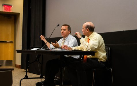UI advances its search for provost, holds second open forum