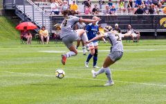 Iowa soccer gears up for Big Ten action