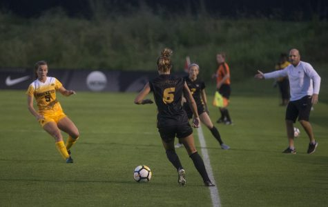 Iowa soccer posts two shutouts in successful opening weekend