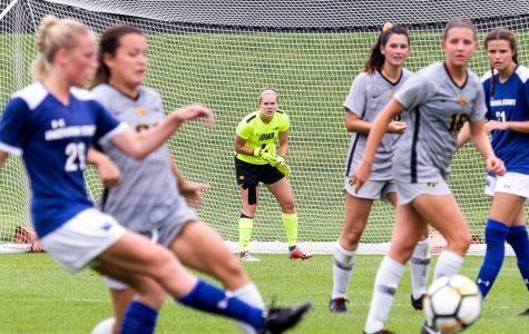 Hawkeye soccer braces for Central Michigan, VCU