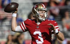 Former Hawkeye C.J. Beathard takes over for 49ers