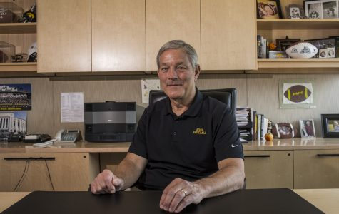 Closing in on win No. 144: Kirk Ferentz approaches history