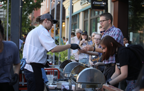 Taste of Iowa City showcases some local restaurants