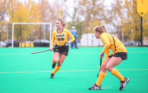 Hawkeye field hockey returns home with a ranked win and loss