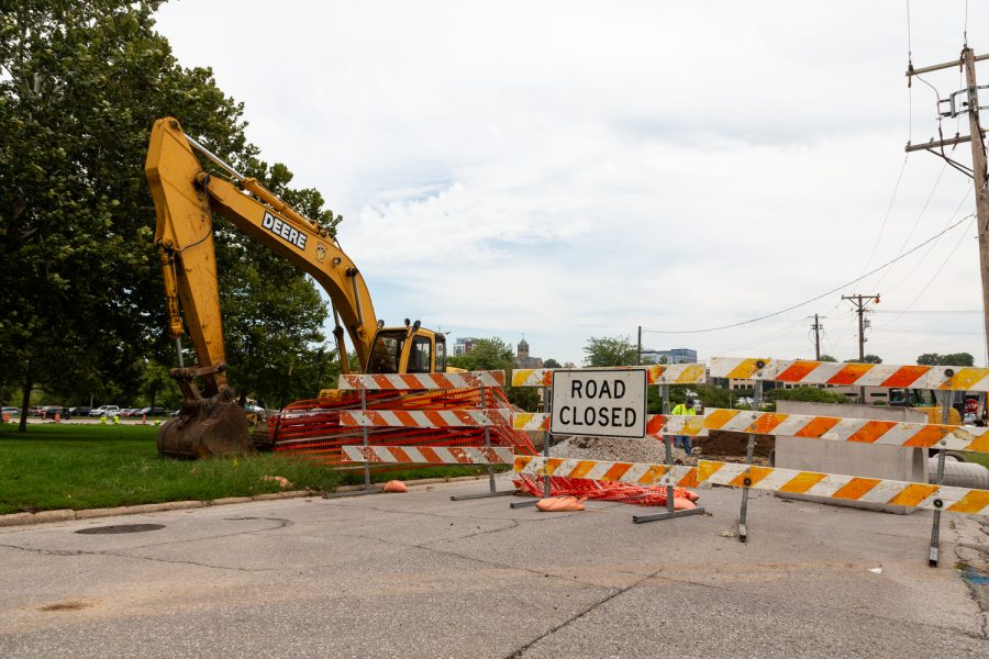 Road+construction+signs+on+Myrtle+Avenue+in+Iowa+City+on+Monday%2C+Aug.+27%2C+2018.+