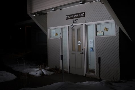 The Emma Goldman clinic is seen on Wednesday, Feb. 2018.