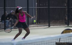 Hawkeye tennis finishes strong in fall-season finales