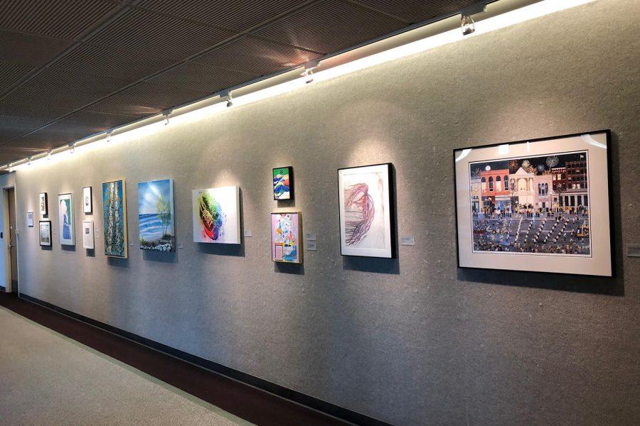 UIHC Staff Art Show allows employees, volunteers to showcase