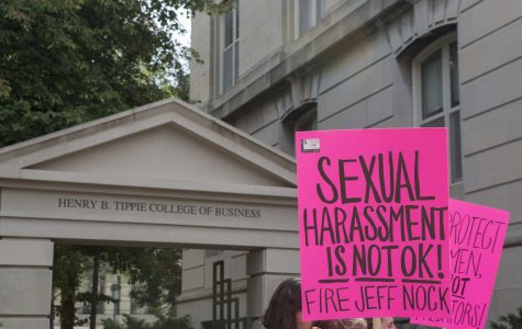 Jeffrey Nock no longer employed by University of Iowa following sexual-harassment allegations