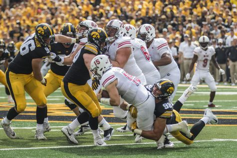 Daily Iowan TV: Wide Receiver/Tight End check-in