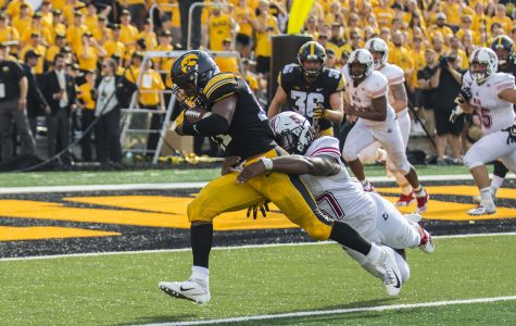 One-on-one with Hawkeye running back Ivory Kelly-Martin