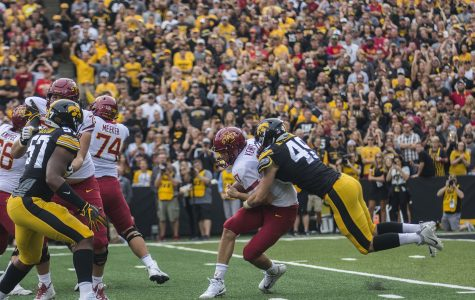 Iowa football report cards: Linebackers
