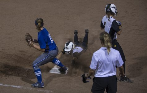 Photos: Softball vs. Kirkwood (9/14/18)