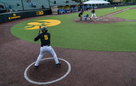 Iowa baseball's annual Black and Gold World Series kicks off