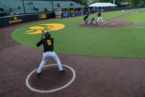 Iowa baseball opens season in Florida