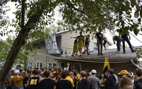 Photos: Iowa State game day in Iowa City (9/8/18)