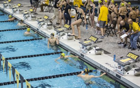 Iowa sends 7 swimmers to compete in the ACC/Big Ten Challenge