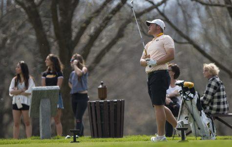 Iowa men's golf places third at Gopher Invitational