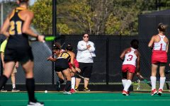 Cellucci finds success twice with Iowa field hockey