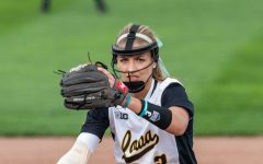 Hawkeye softball rebuilding with history, community