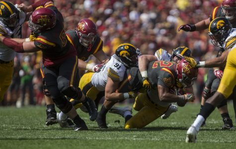 By the numbers: Iowa State