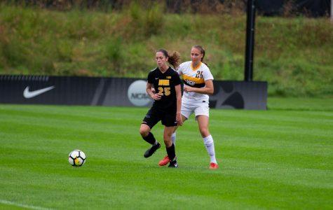 Iowa soccer tops VCU to win Hawkeye Invitational