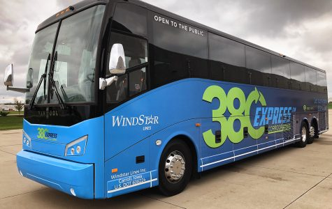 New bus service connects Iowa City and Cedar Rapids
