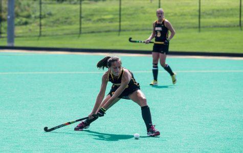 Hawkeye field hockey dominates home-openers