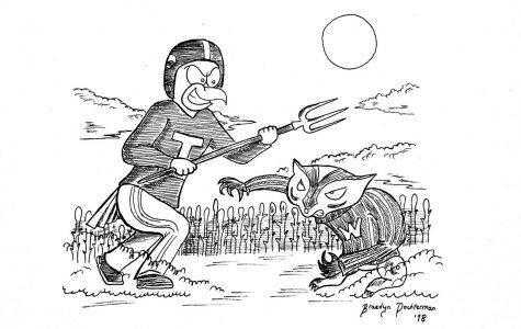 Cartoon: Badger Huntin'