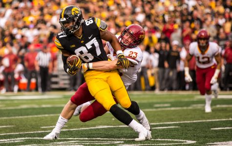 Noah Fant holds major advantage for Hawkeye football