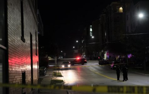 Two injured in early morning shooting at Gilbert and Court Streets