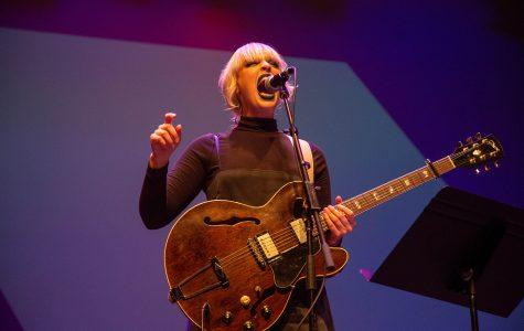 Photos: Elizabeth Moen at the Englert (9/14/18)