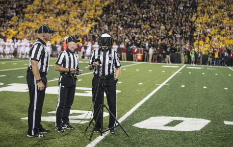Special-team mistakes cost Iowa in loss to Wisconsin