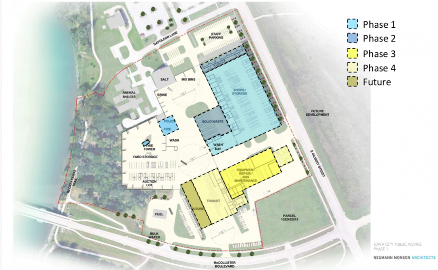 With+Phase+1+approved+by+City+Council%2C+Iowa+City+eyes+a+new+Public+Works+Facility
