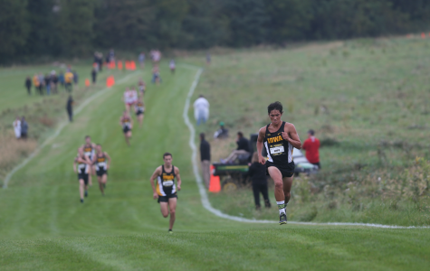 Soto enters his last season of Hawkeye cross country