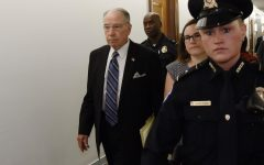 Sen. Grassley confirmed he received death threats for his support of Kavanaugh