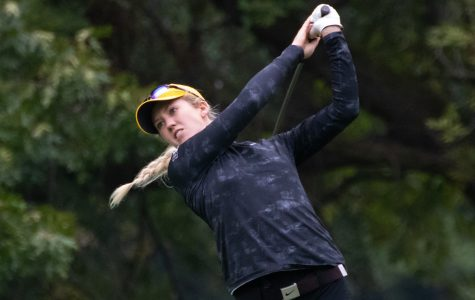 Rennegarbe leads Iowa women's golf with another top-25 finish