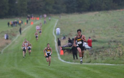 Iowa cross-country holds its own at Notre Dame Invite