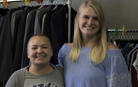 Clothing Closet brings accessible professional attire to UI students