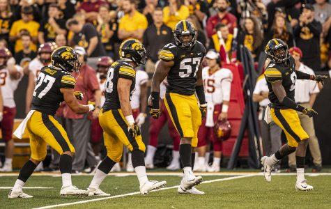 Hawkeye football defense proves dominant nationally