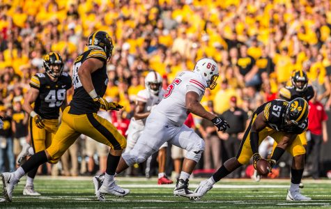 Hawkeye defense proves its worth in season-opener against Northern Illinois