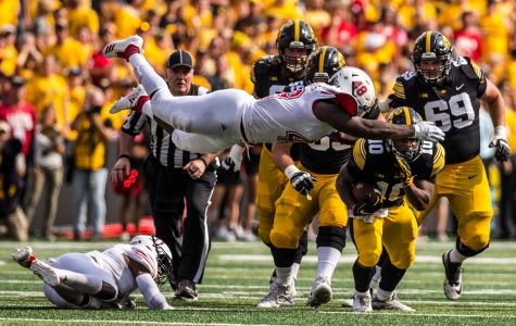 Iowa takes down Northern Illinois for win No. 1 of the season